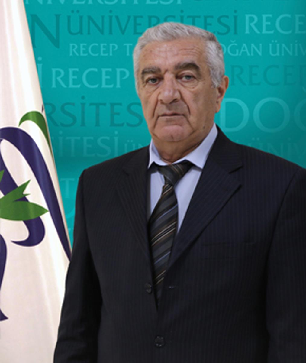 Prof. Dr. VAGİF ATAMOV