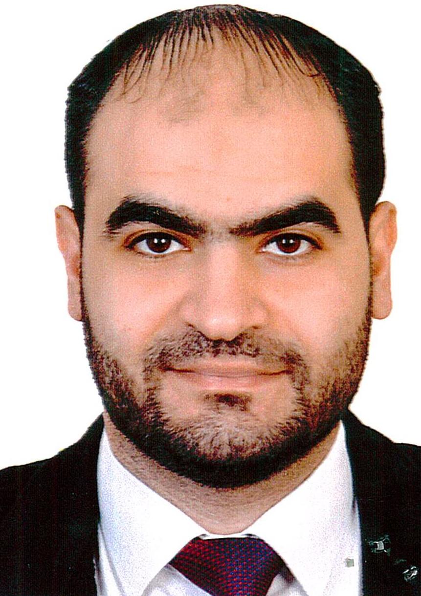 Öğr. Gör. AHMAD MUWAFAQ MOH'D  MUGHRABİ